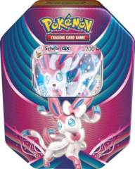 Evolution Celebration Tin - Sylveon-GX