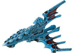 Battlefleet Gothic: Eldar Shadow Cruiser