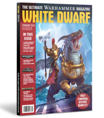 White Dwarf February 2019