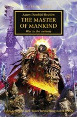 Horus Heresy: The Master Of Mankind (HB)