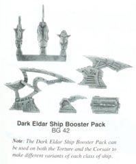 Battlefleet Gothic: Dark Eldar Bitz Pack