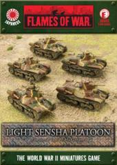 Light Sensha Platoon