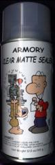 Paint: Armory Spray Primer (Matte Sealer)