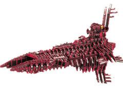 Battlefleet Gothic: Chaos Despoiler Battleship