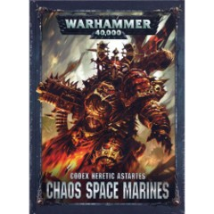 Codex: Chaos Space Marines (Hb) (Eng)