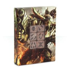 Warhammer 40000: Ork Dice