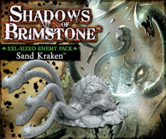 Shadows of Brimstone: Sand Kraken XXL-Sized Enemy Pack