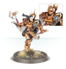Neave Blacktalon, Knight-Zephyros, Stormcast Eternals
