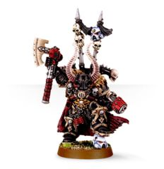 Chaos Space Marine Lord 2