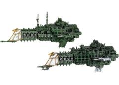 Battlefleet Gothic: Imperial Cruisers