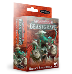 Rippa's Snarlfangs, Beastgrave, Warhammer Underworlds