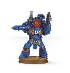 Space Marine Sergeant Chronus