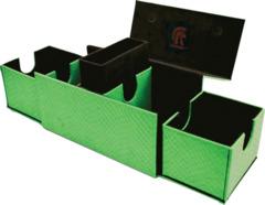 Legion Dragon Hide: Vault V2 Vinyl Box - Green