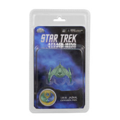 Star Trek Attack Wing - I.R.W. Jazkal Expansion Pack