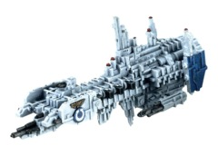 Battlefleet Gothic: Space Marine Strike Cruiser