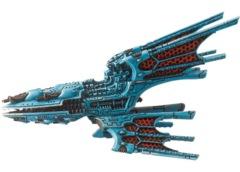 Battlefleet Gothic: Eldar Void Stalker