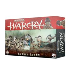 Cypher Lords, Warcry
