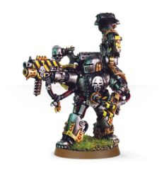 Chaos Space Marine Iron Warriors Warsmith