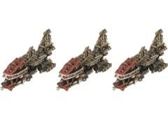 Battlefleet Gothic: Ork Ravager Attack Ship