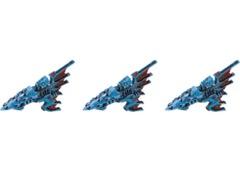 Battlefleet Gothic: Eldar Aconite Frigates