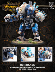Hurricane/Stormwall Colossal Warjack Kit (plastic), Cygnar, Warmachine