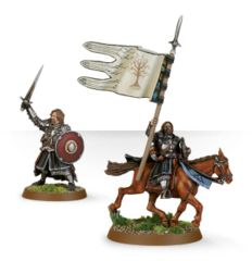 Armoured Boromir Foot and Mounted