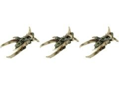 Battlefleet Gothic: Tyranid Stalker Drone Ships