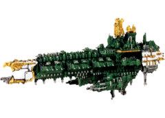 Battlefleet Gothic: Apocalypse Class Imperial Battleship