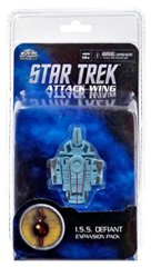 Star Trek: Attack Wing – ISS Defiant Mirror Universe Expansion Pack