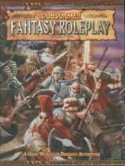 Warhammer Fantasy Roleplay 2nd. Ed.