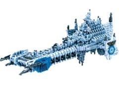 Battlefleet Gothic: Space Marine Battle Barge