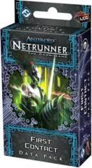 Android: Netrunner  First Contact