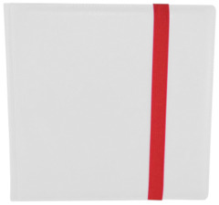 Dex Binder 12 - White