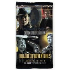 Holodeck Adventures Booster Pack