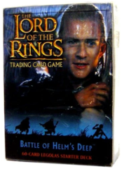 Battle of Helm's Deep Legolas Starter Deck
