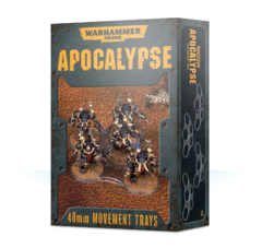 Apocalypse Movement Trays (40mm)