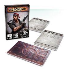 Orlock Gang Tactics Cards (Eng)