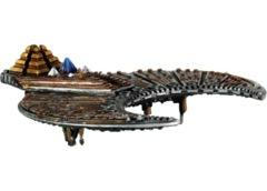 Battlefleet Gothic: Necron Cairn Class Tombship