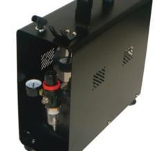 DC600R 1/6HP;115V;1 PH; 60cy w/1 large & 1 small airbrush holder