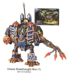 Chaos Space Marine Dreadnought