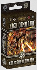 Warmachine: High Command  Colossal Warfare