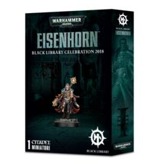 Eisenhorn - Wh40K Resin Miniature