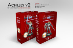 Achilles v2 10th Anniversary Limited Ed. Box
