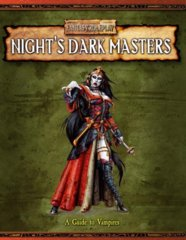 Night's Dark Masters - A Guide To Vampires, Warhammer FRP