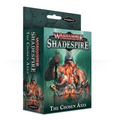 Wh Underworlds: The Chosen Axes (Eng)