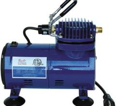 D500 1/8 HP piston compressor