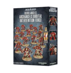Blood Angels Archangels Orbital Intervention Force