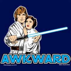 T-Shirt - Awkward
