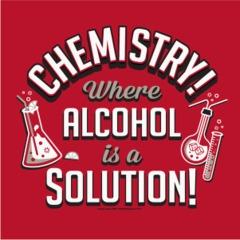 T-Shirt - Chemistry