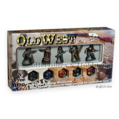 Old West Heroes Miniatures I
